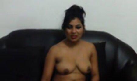 Velika dildo crna djevojka krema za mega sex film pičke