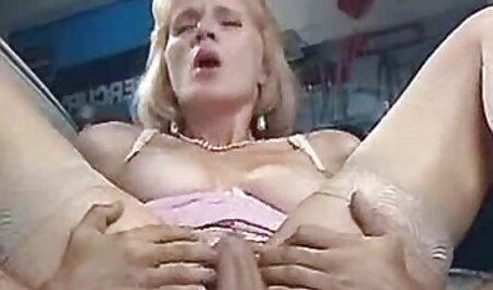 Ljetna Brielle Big Tits Big Ass Blonde Dvostruka penetracija u vaginu. sèxy film